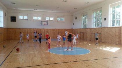 Letný športovo náučný tábor pre deti