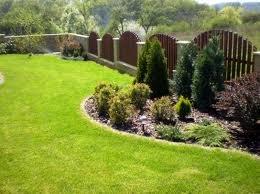 údržba záhrady