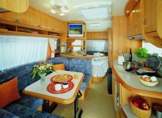 Skvelý karavan