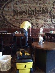 Reštaurácia po vytepovaní ešte čistejšia