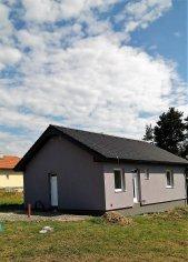 Novostavba rodinného domu - bungalov