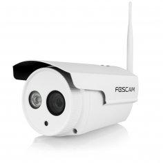 FI9803P WiFi vonkajšia HD bezdrôtová P2P IP kamera