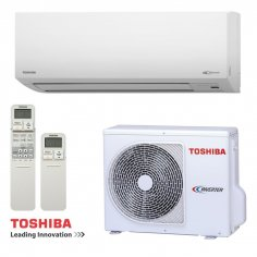 Klimatizácia TOSHIBA SUZUMI - 3ks