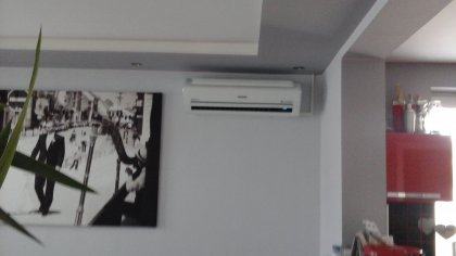 Dodávka a montáž klimatizácie AR 7000