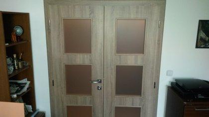 Interiérové dvere do bytu