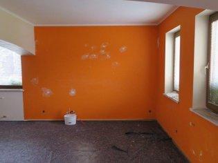 Update spodnej časti rodinného domu - zmena