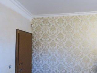 Tapetovanie obývačky v elegantnom štýle