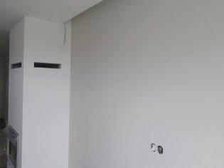 Maľba novostavby - sádrové omietky