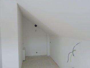 Maľovanie novostavby domu