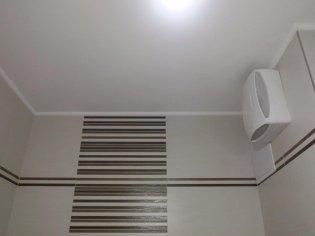 Maľba a tapetovanie nového  3 izbového bytu -  novostavba