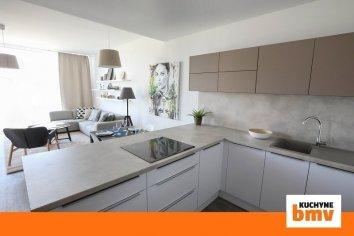 Realizácia kuchyne v projekte Rezidencia Miloslavov