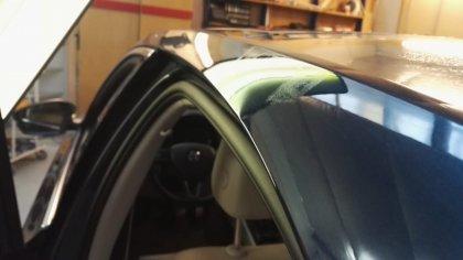 Opravy preliačín na aute
