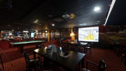 3D Prehliadka a Google Street View clubu Hron