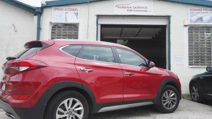 Vákuová oprava preliačin Hyundai