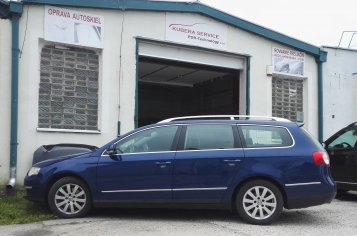 Vákuová oprava preliačin Volkswagen Passat