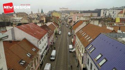 Realizácia hostela Chors v centre Bratislavy