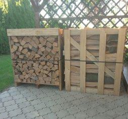 Dodanie krbového dreva