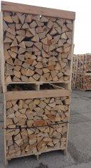 Dodanie ukladaného krbového dreva