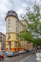 Kuchyňa a nábytok na mieru do historickej budovy v centre Bratislavy