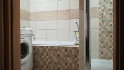 Rekonštrukcia bytového jadra - prerábka kúpeľne