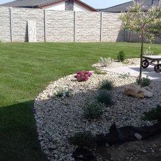 Realizácia záhrady