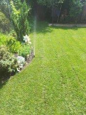 Realizácia záhrady a závlahy