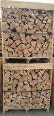 Dodanie 12. paliet dreva