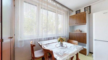 1 izbový byt, 38 m2, Prievidza, Sever, Gorkého 215/9