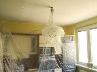 Maľba 2. izbového bytu