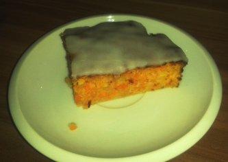 Tento mrkvový koláčik je mega!