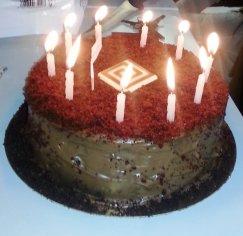 Torta ako darček