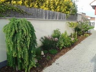 Jarná úprava záhrady