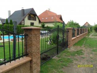 Okrasný plot