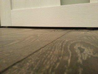 Plavajúce podlahy - novostavba
