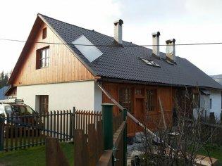 Najviac panelov na streche 2xSV20 a SV14