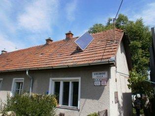 Panel SV14 na strechu