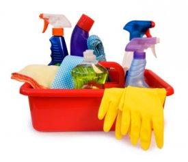 Upratovacie práce, upratovanie