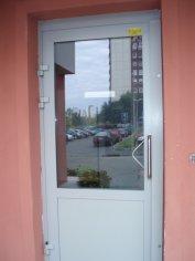 Prístupový systém, Novomeského 2, Nitra