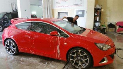 Umytie vozidla