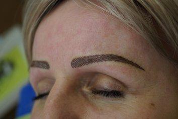Obocie s permanentným make-upom