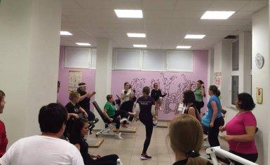 Kruhový tréning pre ženy