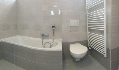 Rekonštrukcia kúpeľne rodinný dom Kanianka.