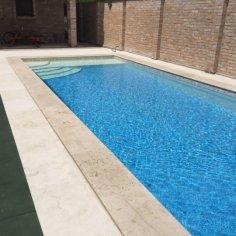 Bazén betón fólia, kombinácia viac typov fólie , 9x4 m