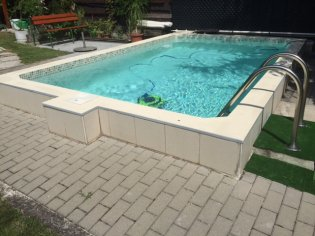 Rekonštrukcia starého bazéna
