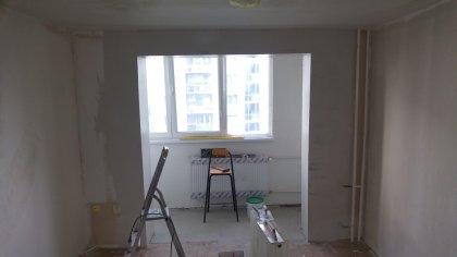 Murárske práce, vybúranie balkónu, podlahy - Bratislava