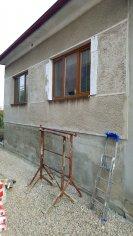 Murárske práce, fasáda, omietky - Horné Saliby