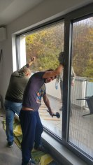 Výmena skla, výškové práce - Bratislava
