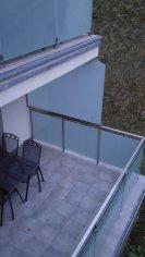 Mliečne sklo, zástena - Bratislava