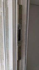 Oprava vchodových dverí, výmena zámku - Bratislava